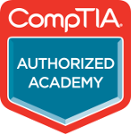 CompTIA Authorized Academy Partner logo