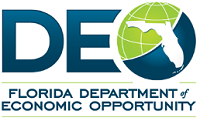 Florida Department of Economic Opportunity logo